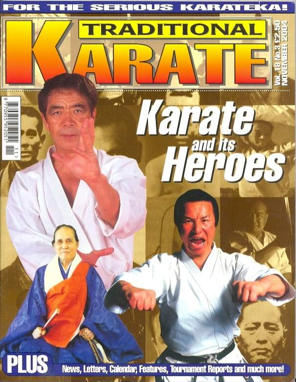 11/04 Traditional Karate