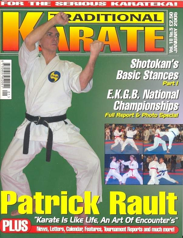 01/05 Traditional Karate