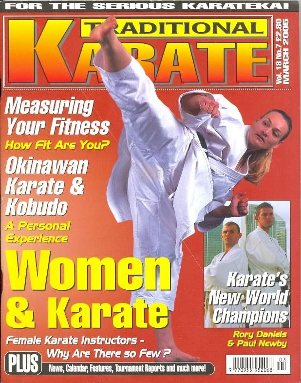 03/05 Traditional Karate