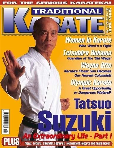 06/05 Traditional Karate