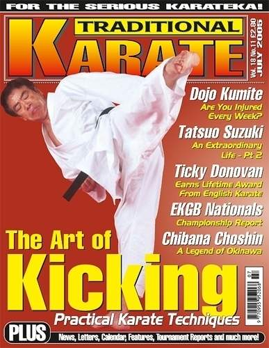 07/05 Traditional Karate