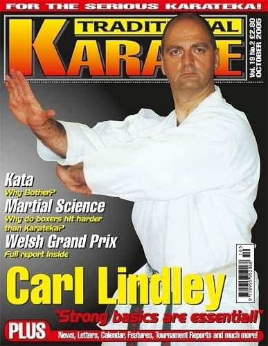 10/05 Traditional Karate