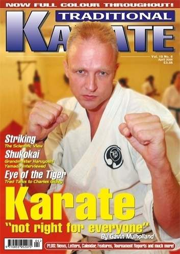 04/06 Traditional Karate