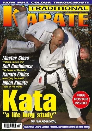 05/06 Traditional Karate
