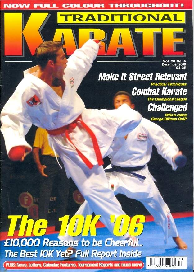 12/06 Traditional Karate