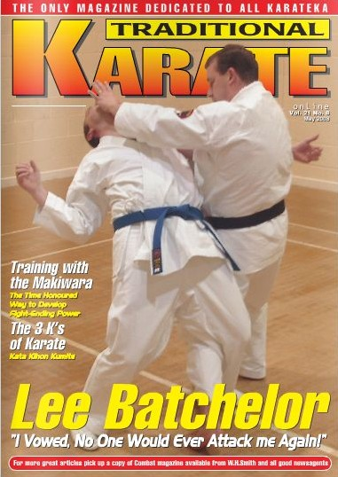 05/08 Traditional Karate