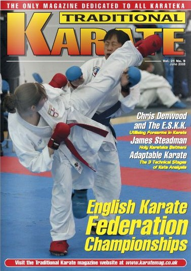 06/08 Traditional Karate