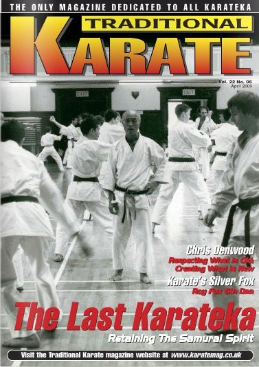04/09 Traditional Karate