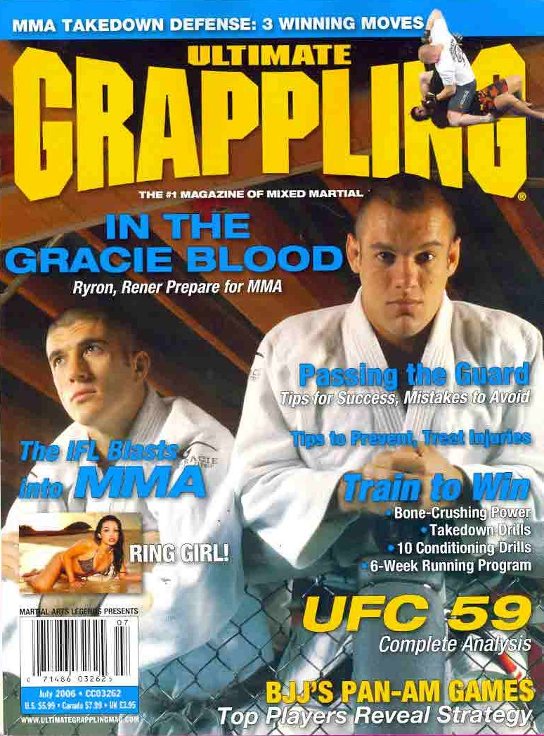 07/06 Ultimate Grappling