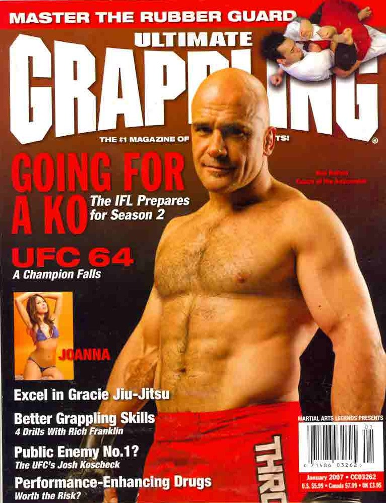 01/07 Ultimate Grappling