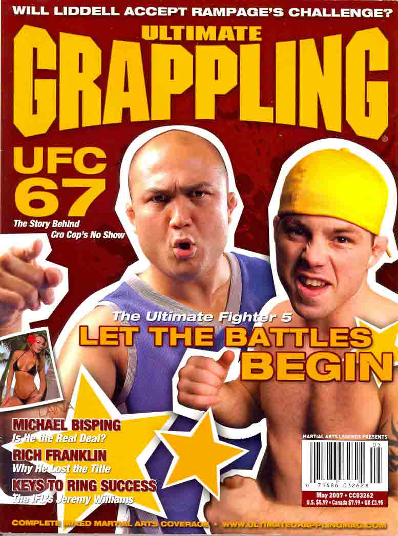 05/07 Ultimate Grappling
