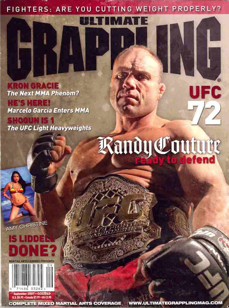 09/07 Ultimate Grappling