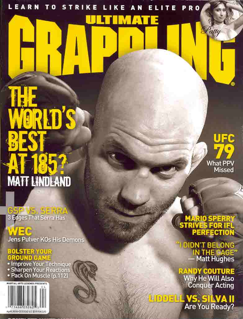 04/08 Ultimate Grappling