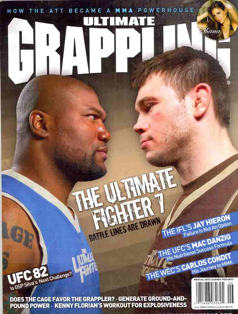 06/08 Ultimate Grappling