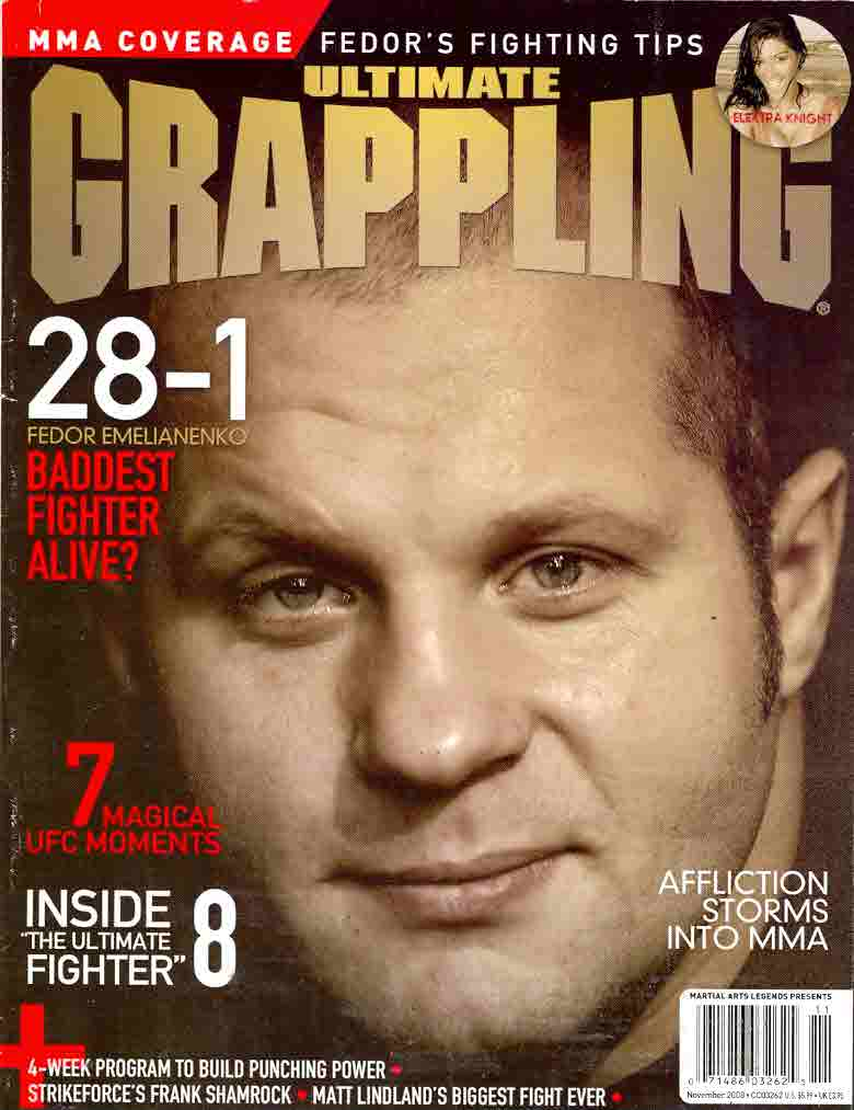 11/08 Ultimate Grappling