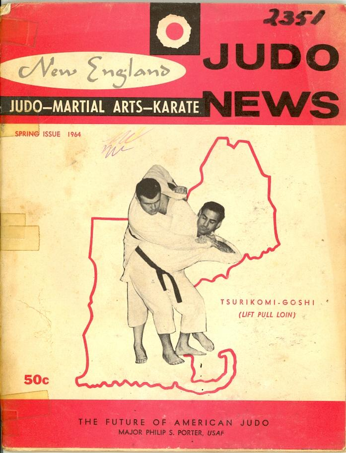 Spring 1964 New England Judo News
