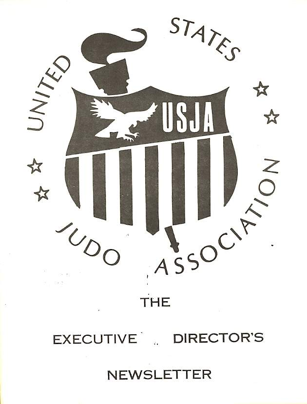 01/75 USJA The Executive Director's Newsletter