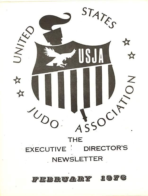 02/76 USJA The Executive Director's Newsletter