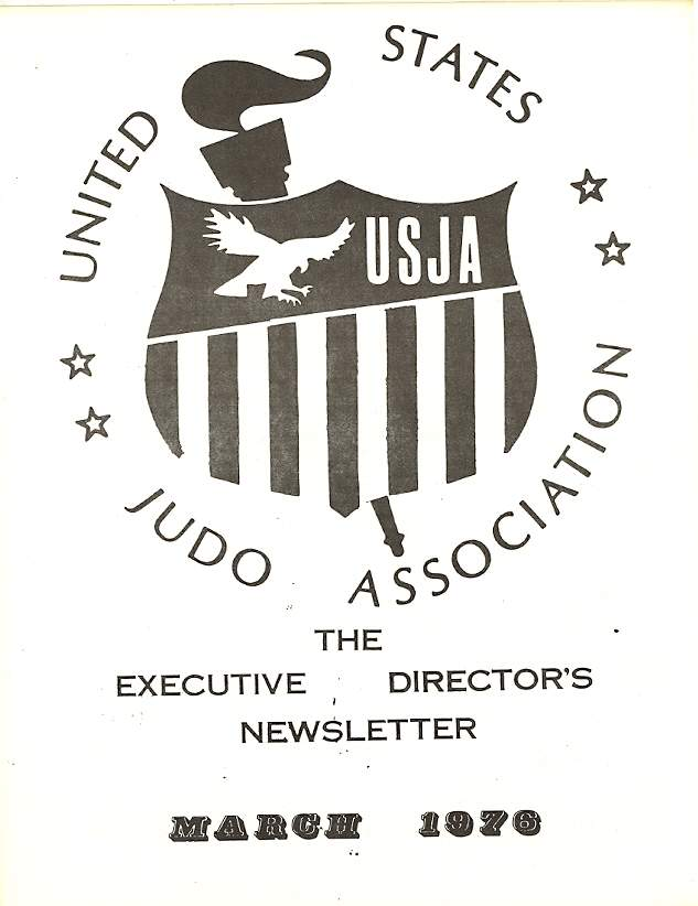03/76 USJA The Executive Director's Newsletter