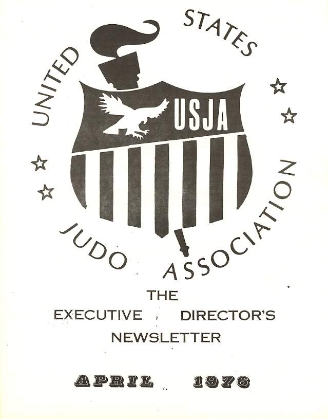 04/76 USJA The Executive Director's Newsletter