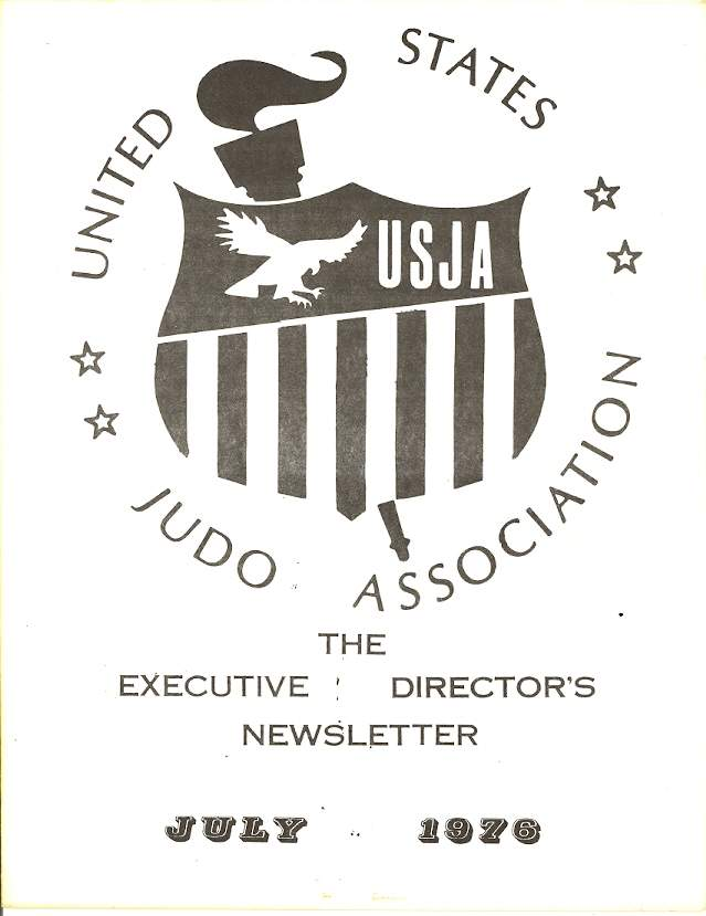 07/76 USJA The Executive Director's Newsletter