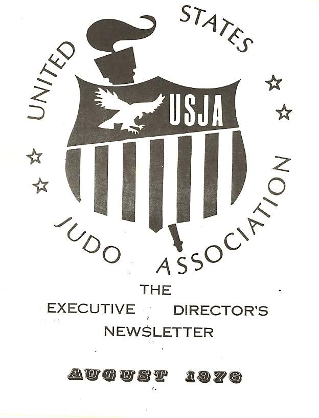 08/76 USJA The Executive Director's Newsletter