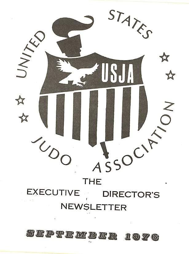 09/76 USJA The Executive Director's Newsletter