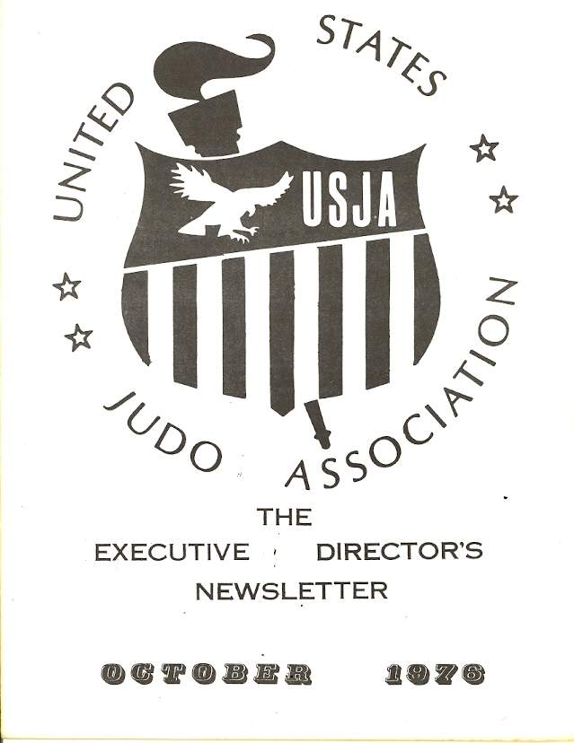 10/76 USJA The Executive Director's Newsletter