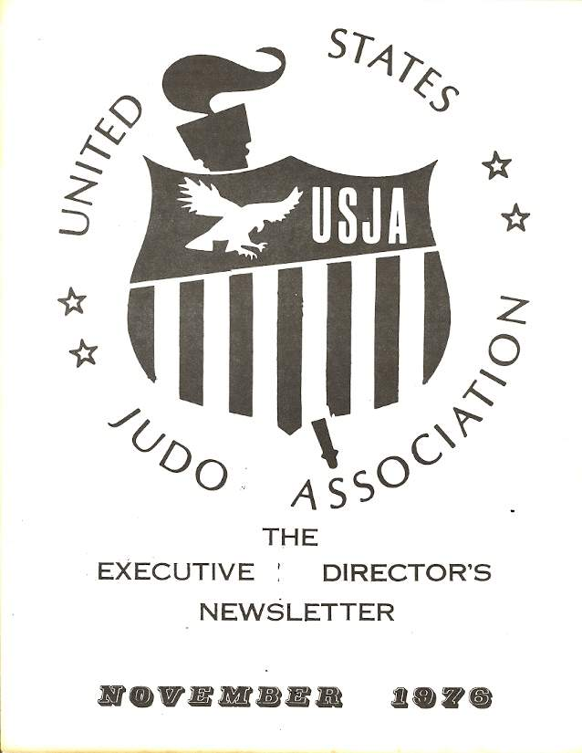 11/76 USJA The Executive Director's Newsletter