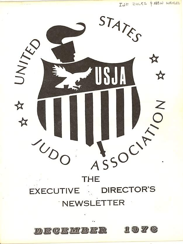 12/76 USJA The Executive Director's Newsletter