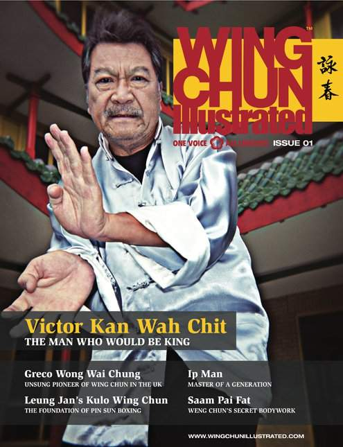 2011 Wing Chun Illustrated