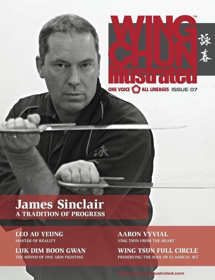 2012 Wing Chun Illustrated