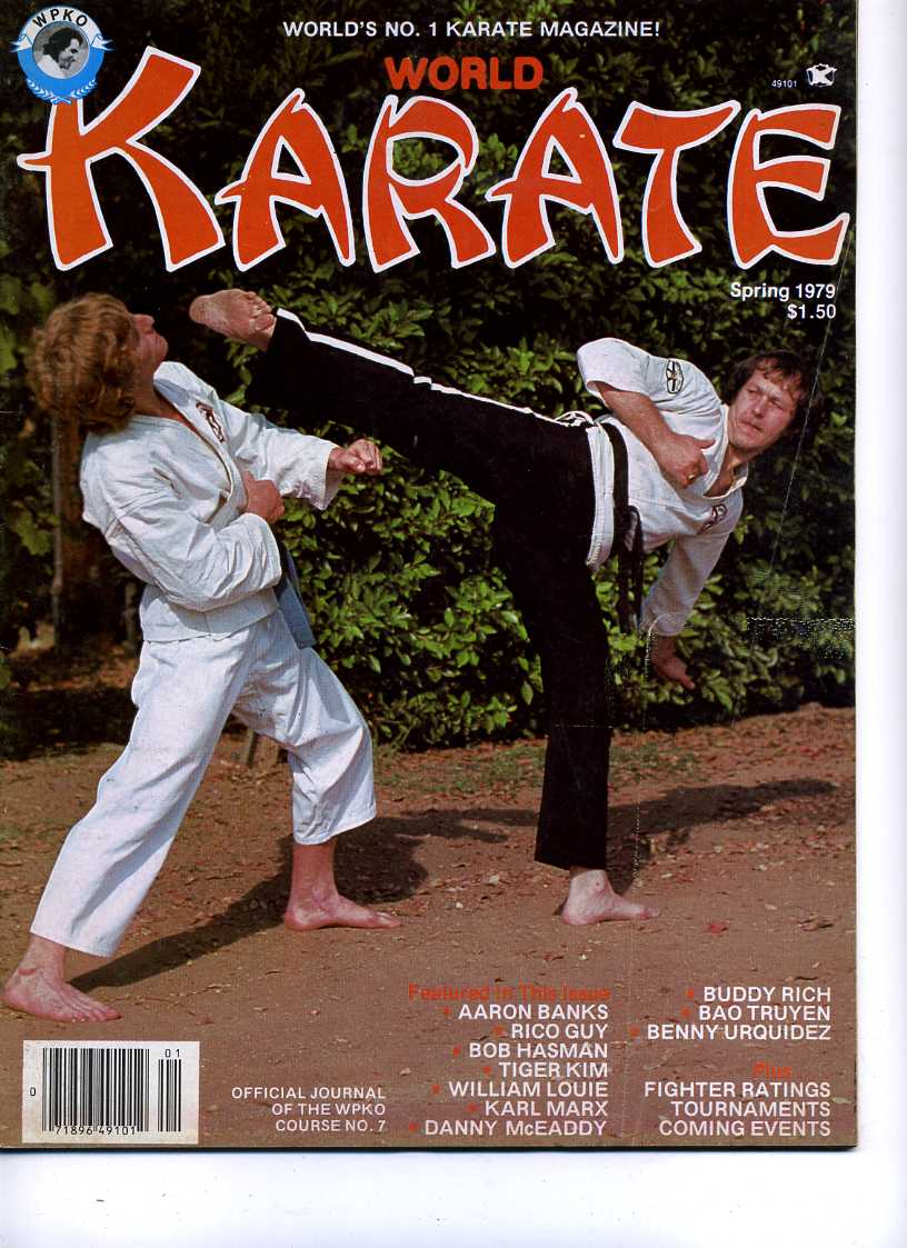 Spring 1979 World Karate