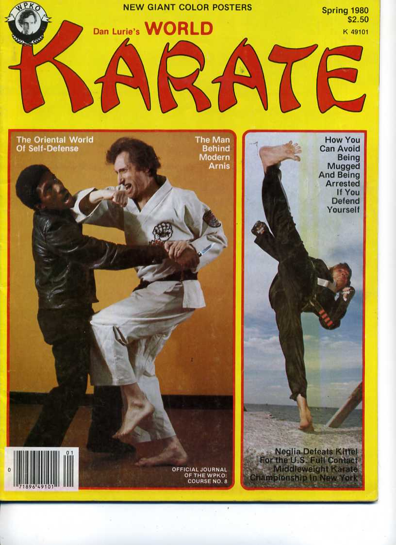 Spring 1980 World Karate
