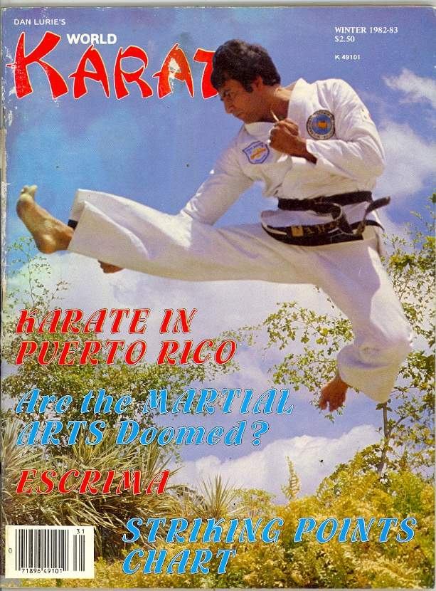 Winter 1982 World Karate