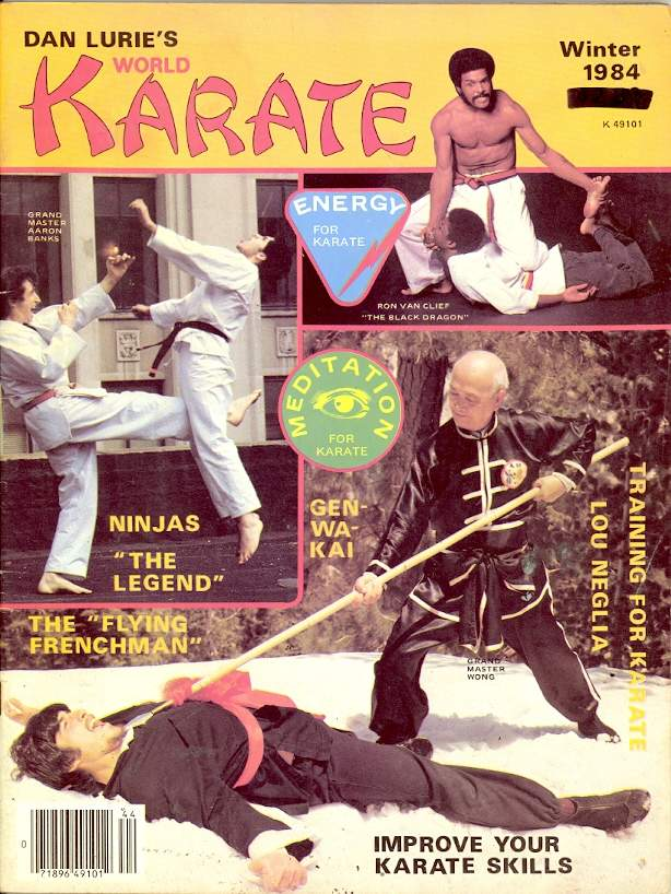 Winter 1984 World Karate