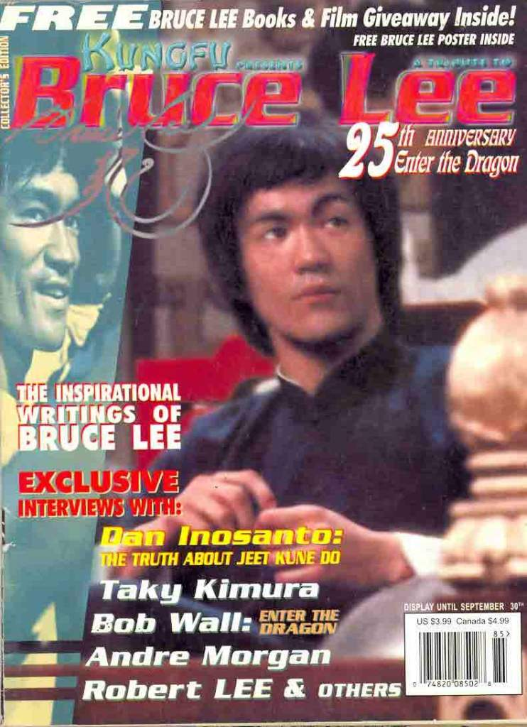 09/98 A Tribute to Bruce Lee