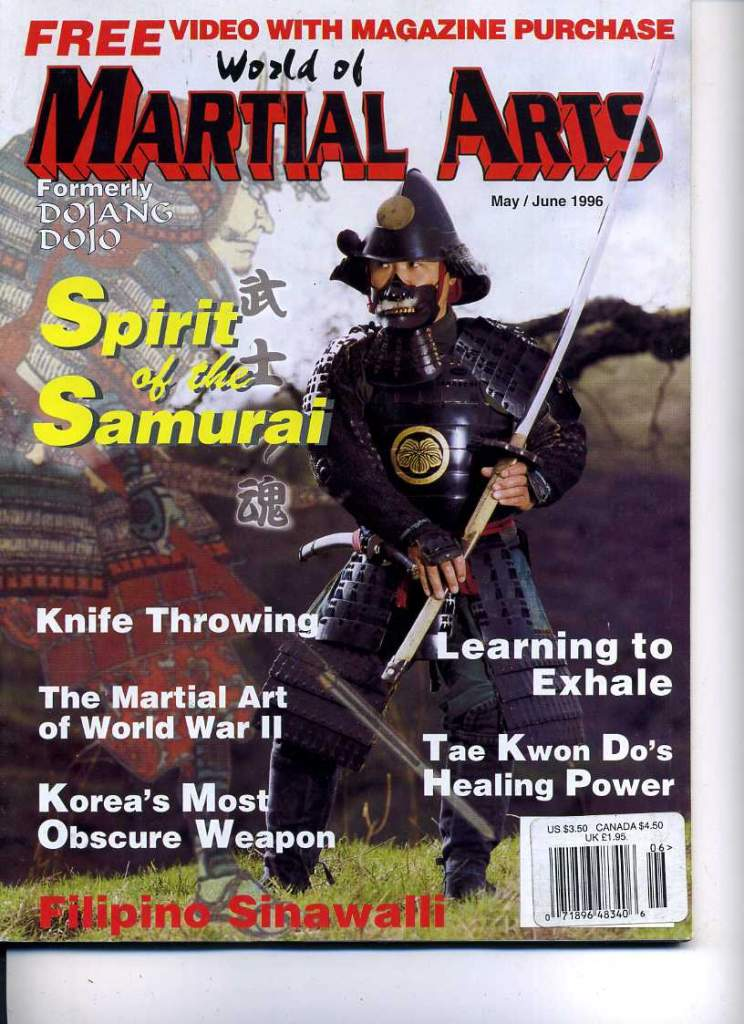 05/96 World of Martial Arts