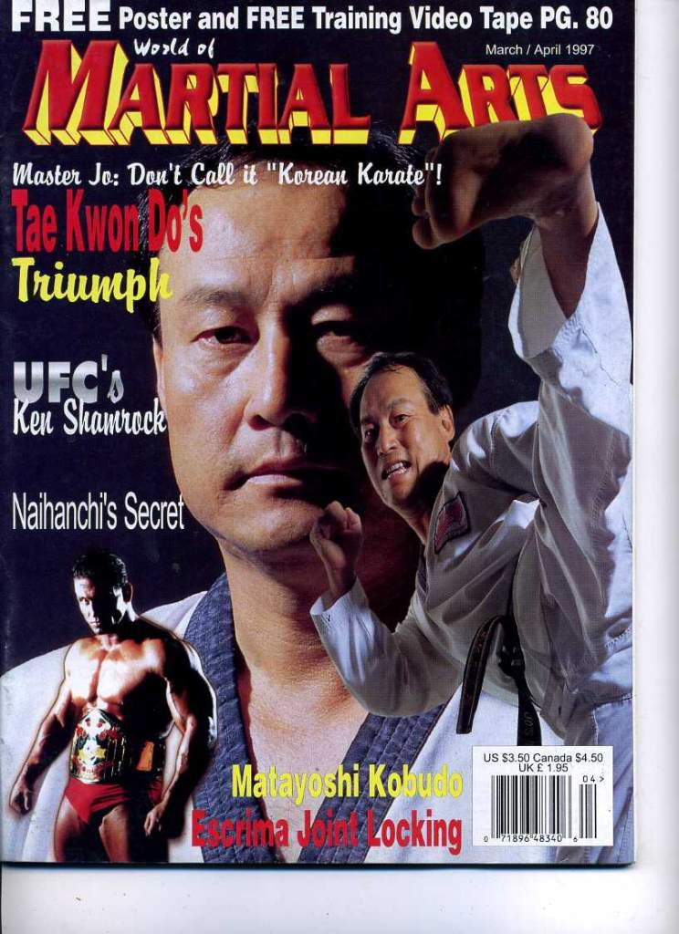 03/97 World of Martial Arts