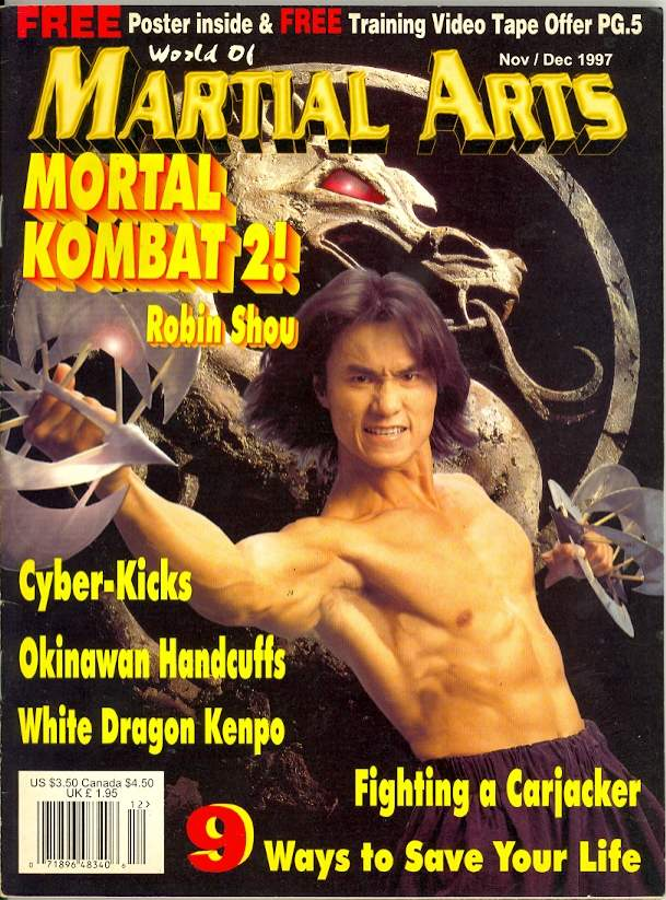 11/97 World of Martial Arts