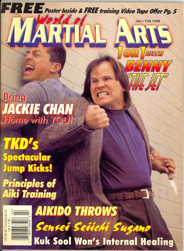 01/98 World of Martial Arts
