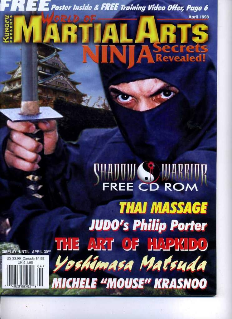 04/98 World of Martial Arts