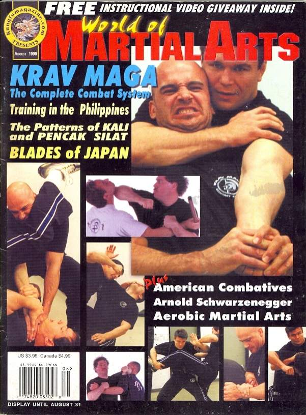 08/99 World of Martial Arts