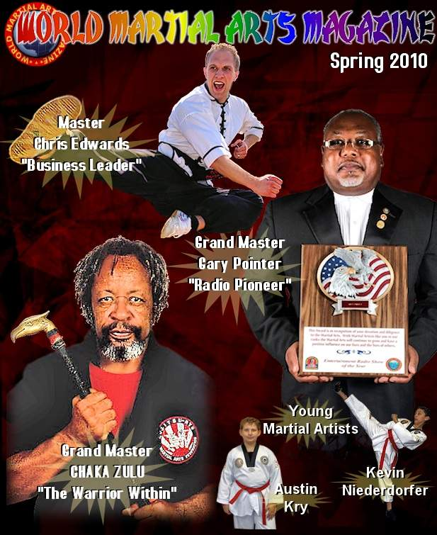 Spring 2010 World Martial Arts