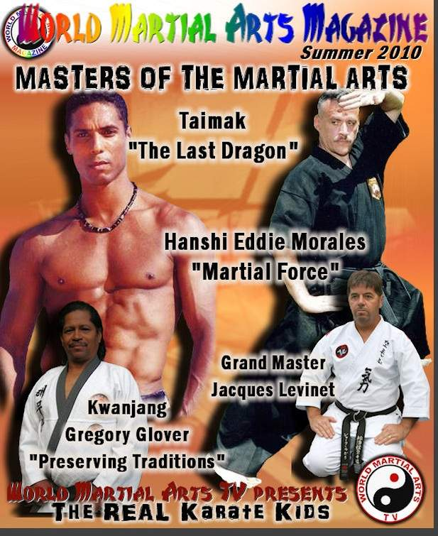 Summer 2010 World Martial Arts