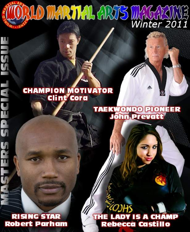 Winter 2010 World Martial Arts